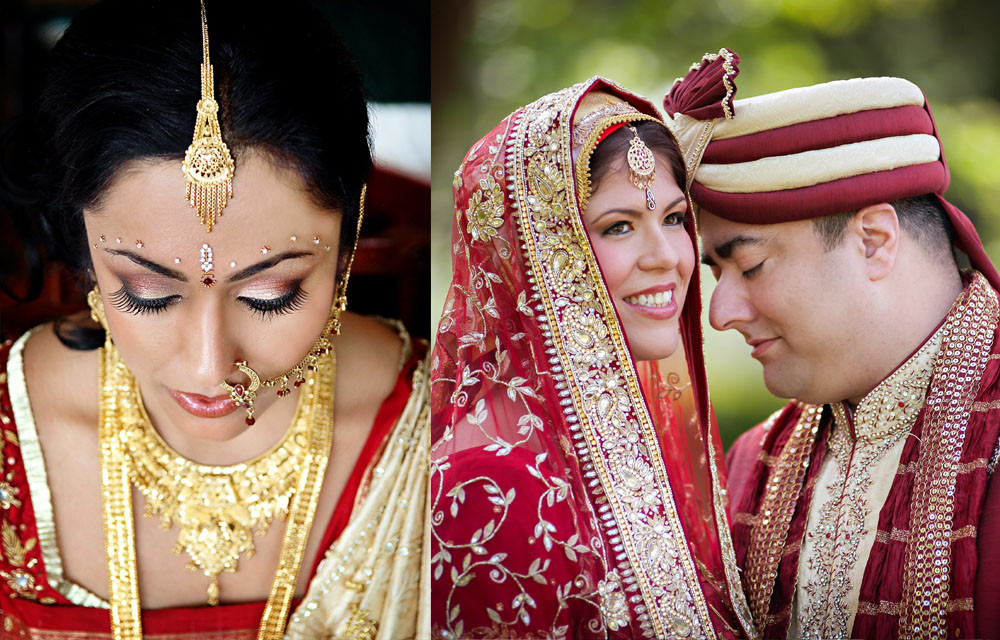Indian South Asian Wedding